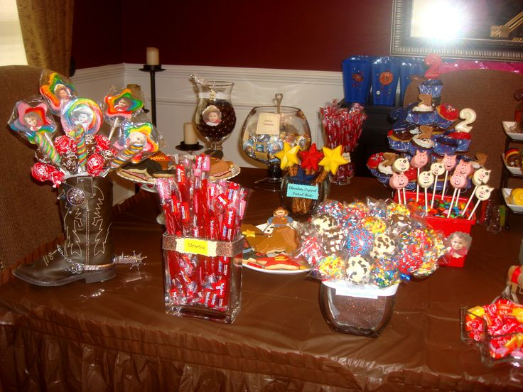 33 Best Images About Lil Cowboy Candy Buffet On Pinterest