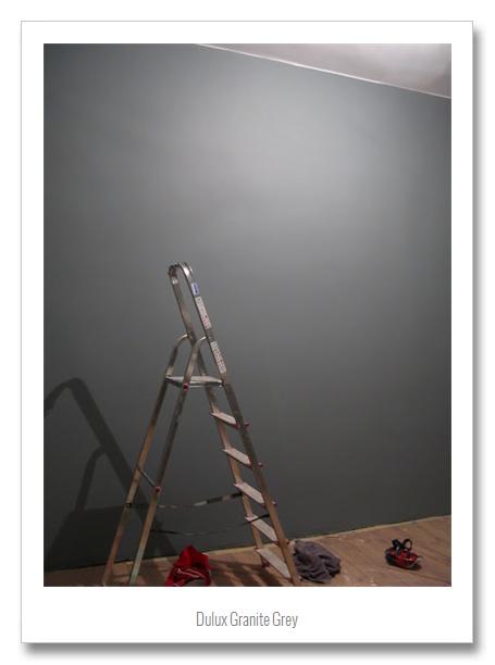 dulux granite grey