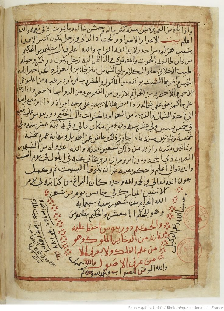 vue 82 - folio 37v, The Book of Nativities (Kitab al-Mawalid), attributed to Persian astronomer Abu Maʿschar al-Balkḥī and was later drawn by the painter Qanbar 'Alī Shīrāzī published in 1300 AD.