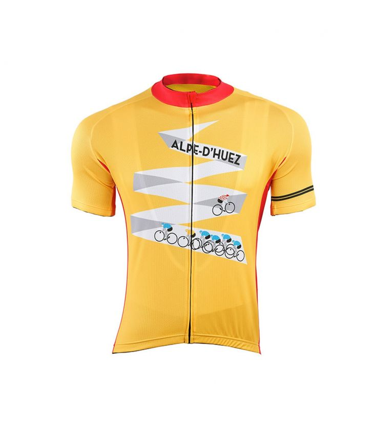 Tour de France Alpe d'Huez Jersey -