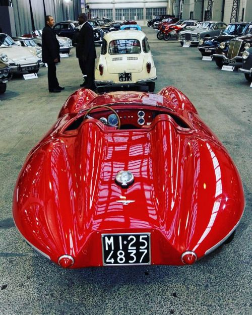 39 Best Alfa Romeo 1900 C52 Spider Disco Volante Carr