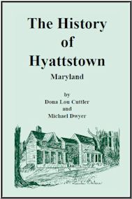 The History of Hyattstown, Maryland - Dona Lou Cuttler. The land that became Hyattstown began as picturesque, rolling hills with a creek and natural resources. In the late 18th century, Jesse Hyatt purchased 207 acres of land from John Bordley (son of the original property owner), and began his plans to create a town on ground not suited to farming. The plan for the town was recorded on 9 March 1798 in the Montgomery County Courthouse, complete with lot numbers and street names. The town was