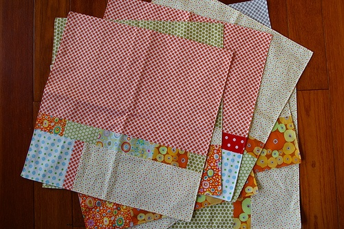 how to make cloth napkins double sided