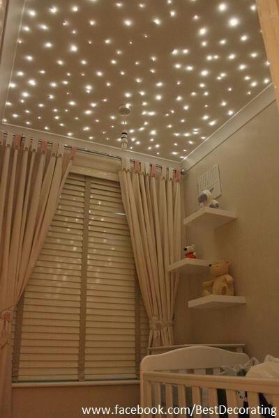 Pretty ceiling!
