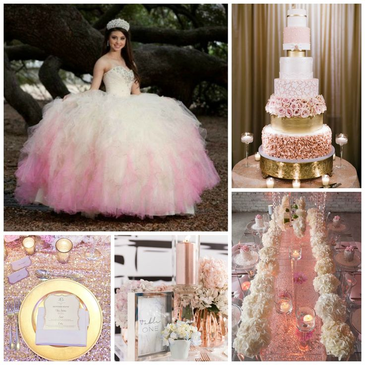 17 best images about wedding quinceanera on pinterest for Quinceanera decorations