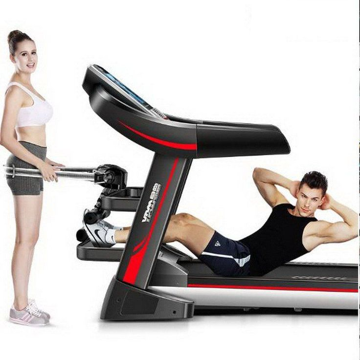 231219/ Household multifunctional  Electric running machine /Fitness equipment/ Energy saving/Air shock absorption/Silent design #energysaving