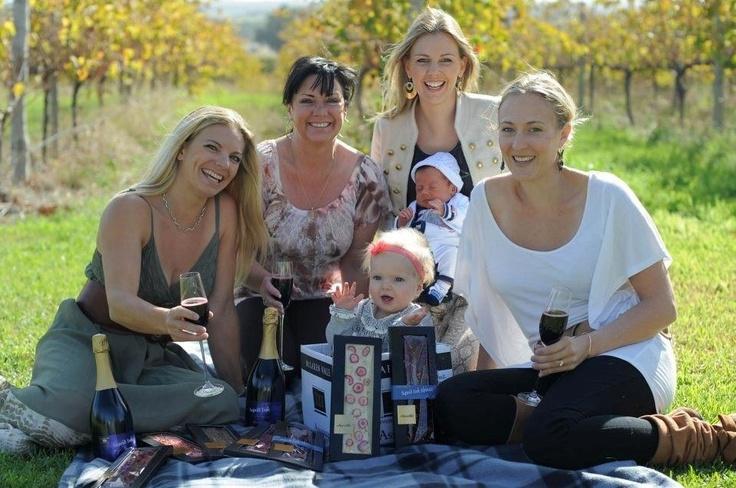 The ladies of the Estate! @Sarah McLaren Vale III Associates
