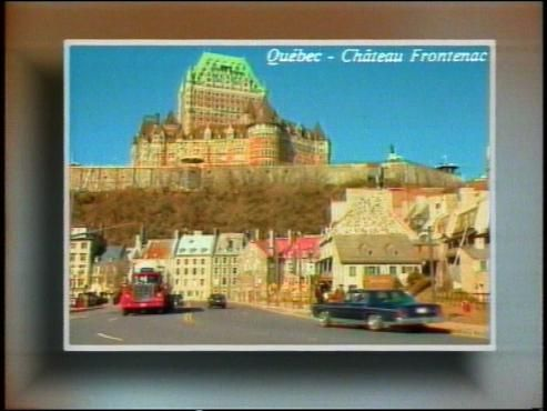 Robert Cahen, Stéphane Huter, Alain Longuet, »Les cartes postales«, 1986…