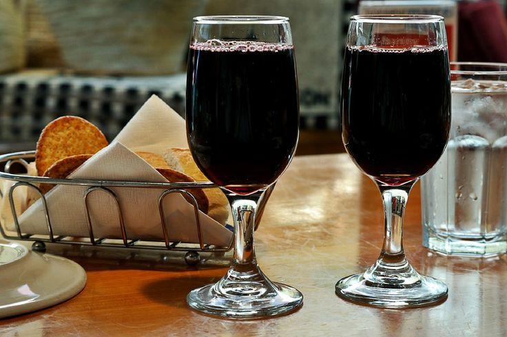 ¿Conoces estos 13 beneficios del vino tinto?