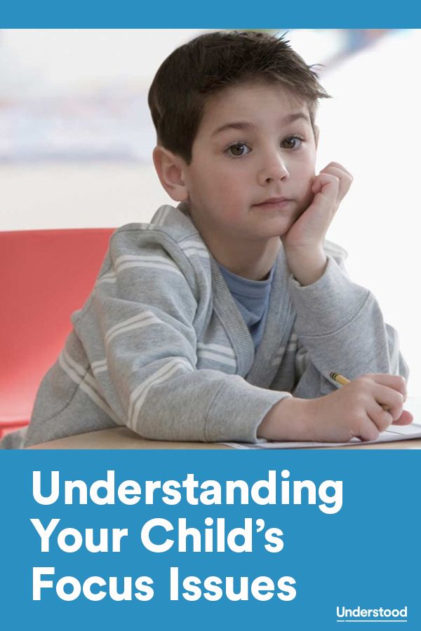 Does your child have trouble with focus? This overview covers common signs of inattention and what could be causing it. #ADHD #executivefunctioning Repinned by SOS Inc. Resources pinterest.com/sostherapy/.