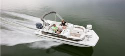 New 2013 - Hurricane Deck Boats - FD 198 OB