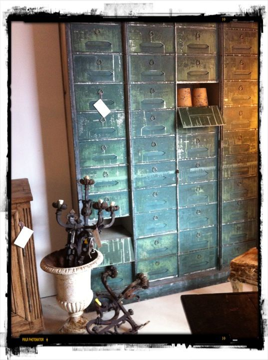 elements i love #antiques #french #industrial