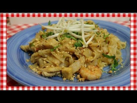 The 25 best youtube pad thai recipe ideas on pinterest fried homestyle pad thai collab with the frugal chef channel pad thai recip youtube cooking forumfinder Images