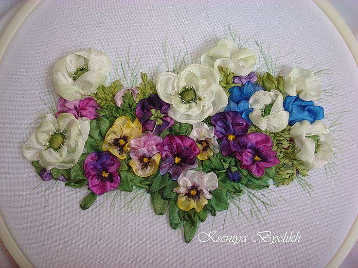Купить цветы ландыши threads оригинально и недорого подарок мужчине