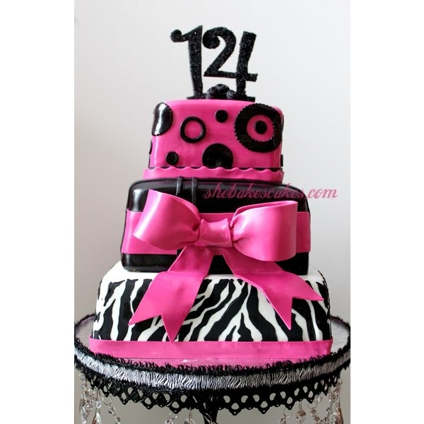 25+ Best Ideas About Zebra Birthday Cakes On Pinterest