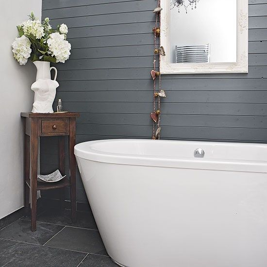 Can You Paint Over Bathroom Wall Tiles: 1000+ Ideas About Painted Panelling On Pinterest