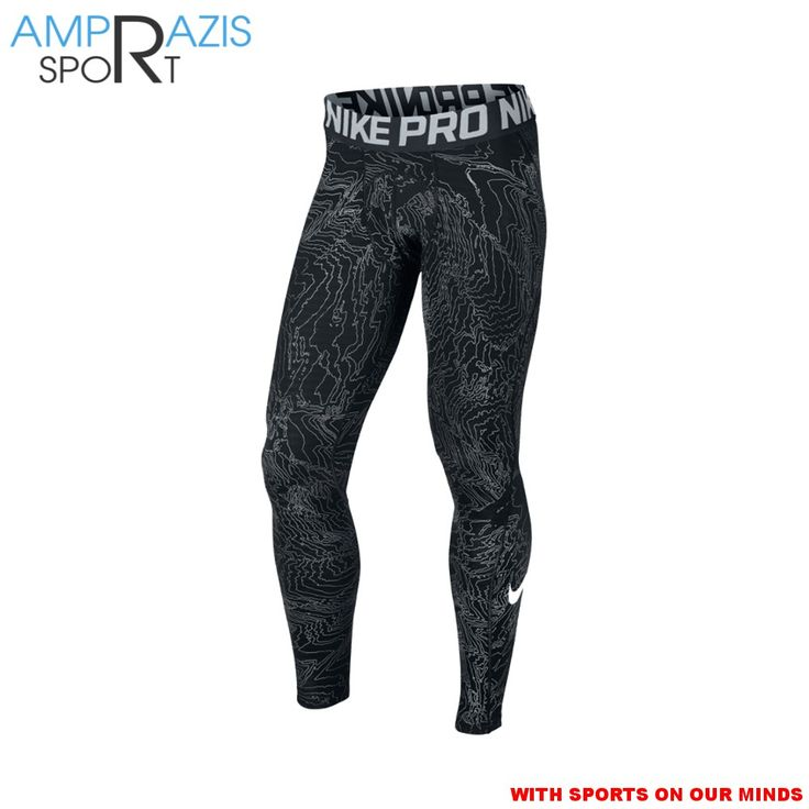 Nike Pro Warm Compression Tight
