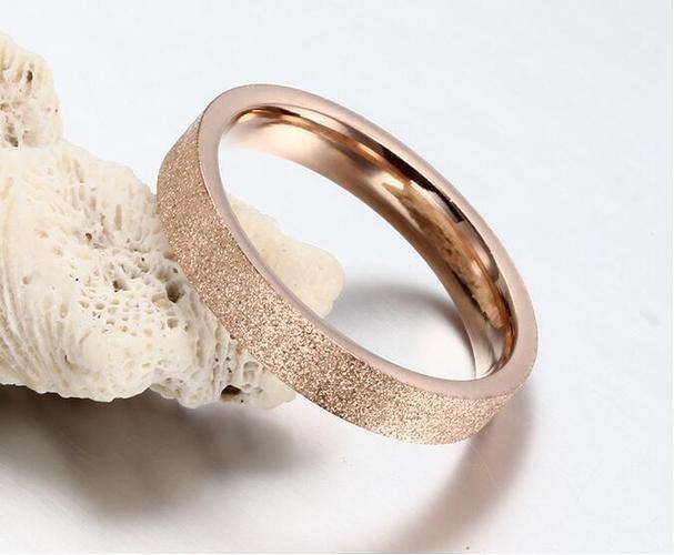 関税送料込★Logo Plaque Band Ring 指輪