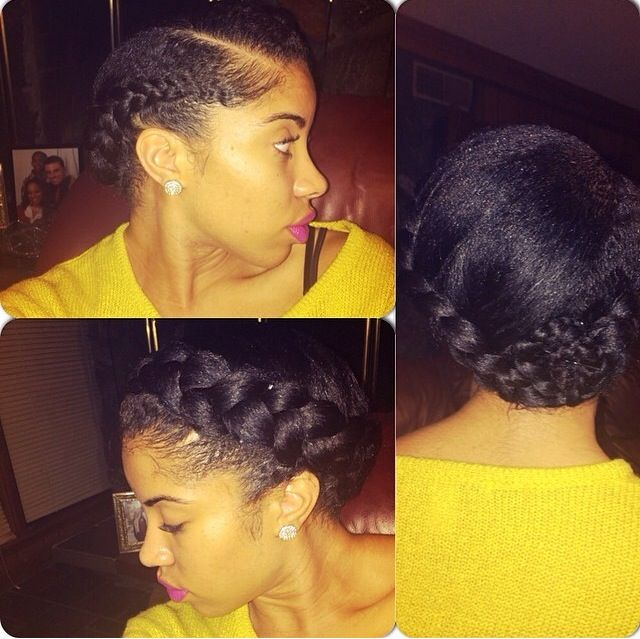 Super 1000 Images About Protective Styling On Pinterest Short Hairstyles For Black Women Fulllsitofus