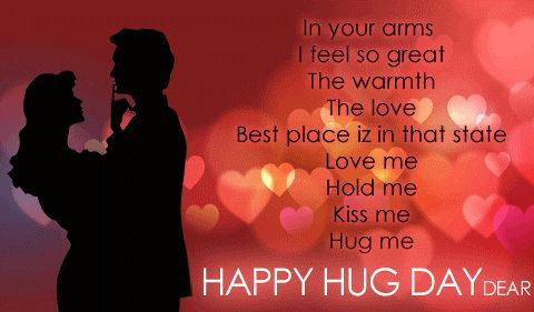 {Best*} Happy Hug Day SMS and Message Wishes -Hug Day 2015 | Happy Valentine Day 2015