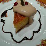 カフェ ロシア - 料理写真:2010.02 デザート