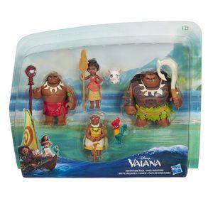 Coffret mini figurine Vaiana