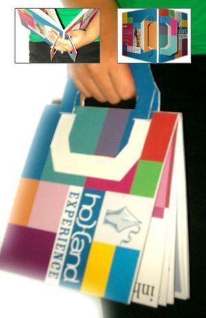 パンフレットのデザイン画像 : 発想が奇抜すぎる海外のパンフレットデザイン - NAVER まとめ