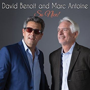 "The historic meeting of 2 contemporary jazz giants! These trailblazing artists have scored more than 25 #1 Smooth Jazz radio hits sold over 2 million albums and toured the world over for more than 20 years! A perfect blending of these great artist's instrumental styles So Nice! Combines the cool grooves of Smooth Jazz with the exotic sensuosity of Brazilian music and the result is pure magic. Highlights include Antonio Carlos Jobim's classic samba ""So Danco Samba"" the popular international…"