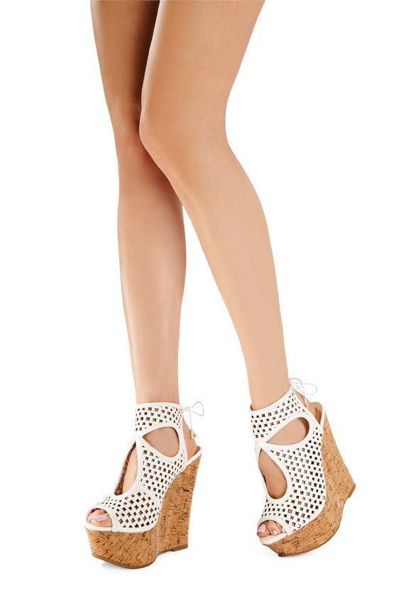 09664183cfee Women s Wedges - Stand Tall in JustFab s Top Selling Wedge Shoes!