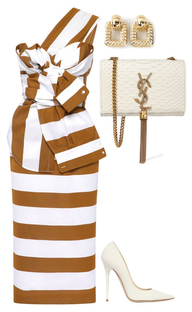 Senza titolo #4406 by marcellamic on Polyvore featuring polyvore fashion style N°21 Jimmy Choo Yves Saint Laurent Givenchy clothing