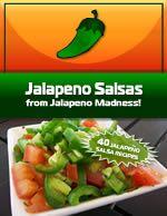 Jalapeno salsa recipe from Jalapeno Madness