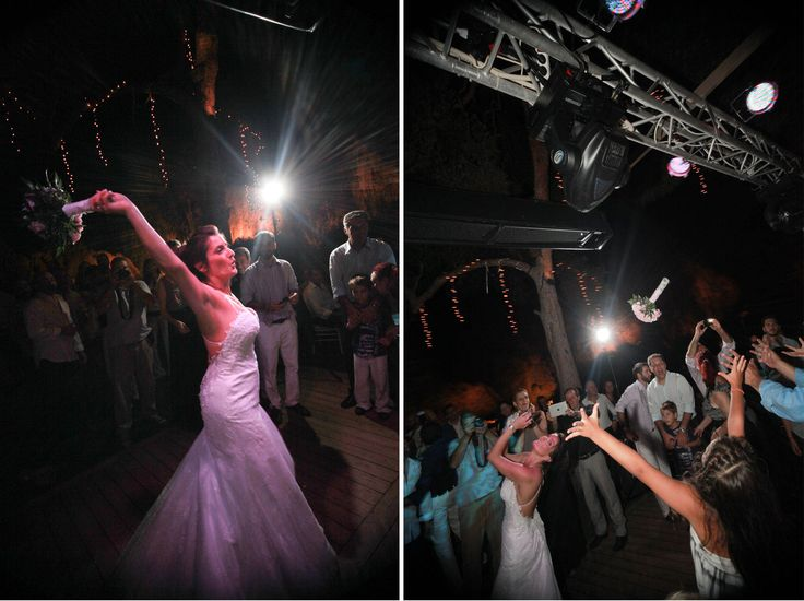 #wedding #greece #athens #whiteframe #party #bouquet #toss