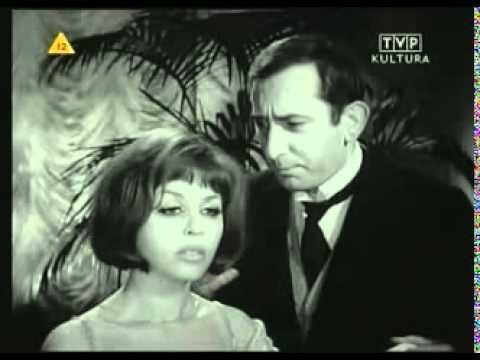 """Tadeusz Rittner """"Odwiedziny o zmierzchu"""" 1966"""