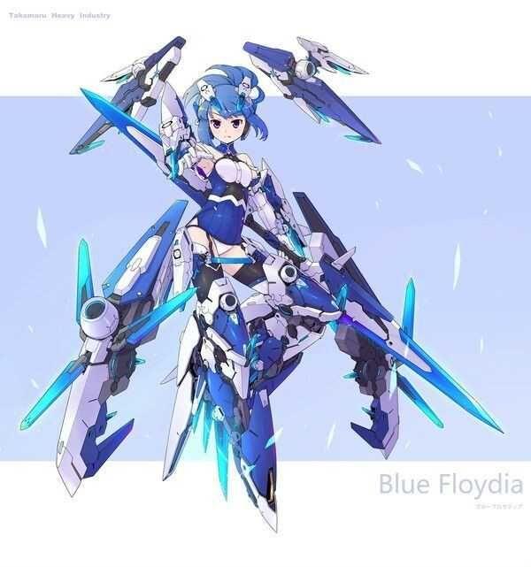 Anime Fanart Collection Hd Vol Xiv Mecha Mecha Girls Imgur Anime Fantasy Character Design Concept Art Characters