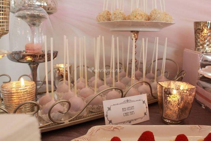 Faites vos propres cake pops pour votre mariage