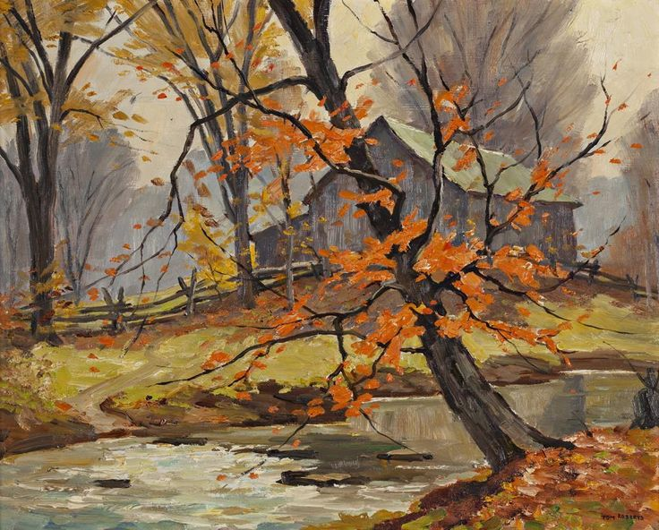 Tom Roberts; Red Maple