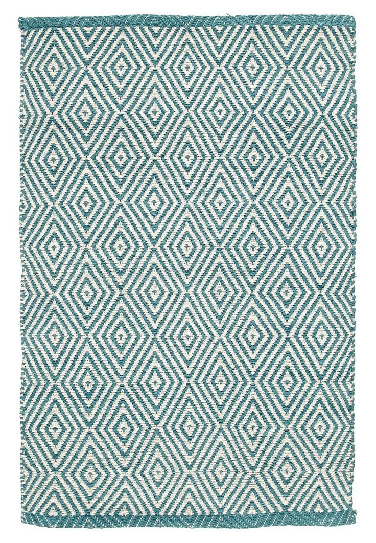 Lisbeth Dahl - Vloerkleed - Turquoise Zalando
