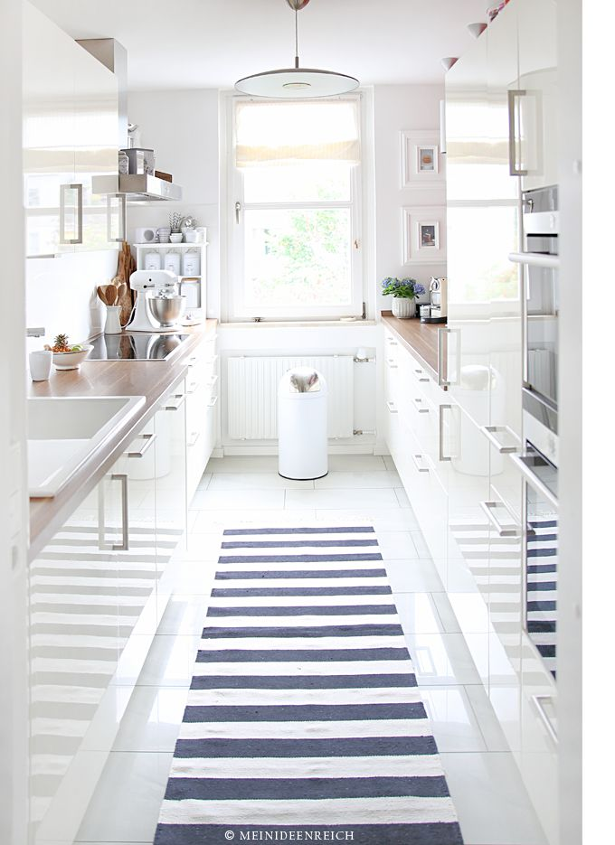 Home Inspiration Board Pinterest Do It Yourself Galley Kitchens