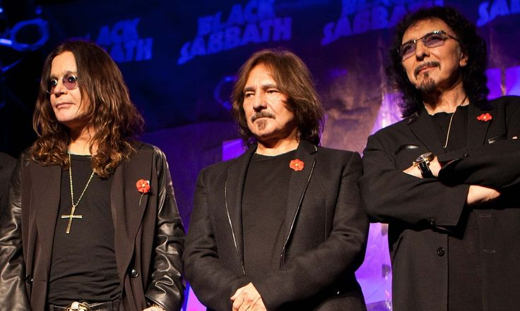 Black Sabbath farewell tour review – snarling rock and few words at The End | Music | The Guardian
