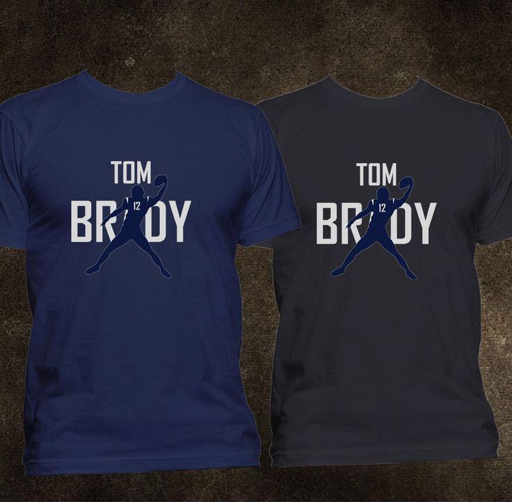 NEW ENGLAND PATRIOTS TOM BRADY VS Michael Jordan T Shirt  S-2XL #Gildanorother #GraphicTee