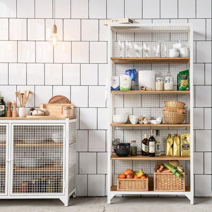 Více než 25 nejlepších nápadů na Pinterestu na téma Bücherregal - küchen wandregal landhaus