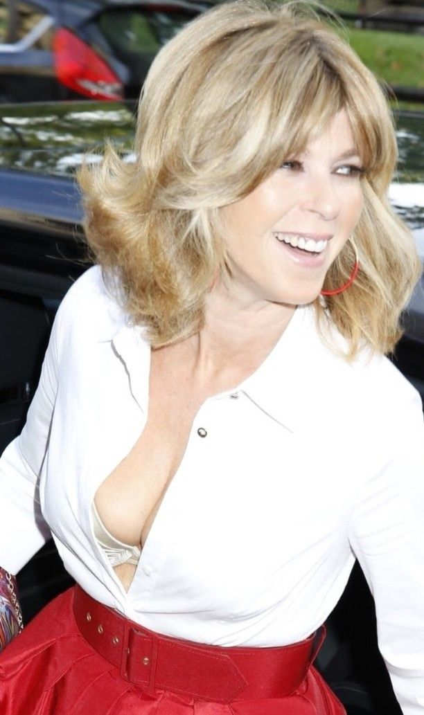 Tight kate garraway oops nude and rude