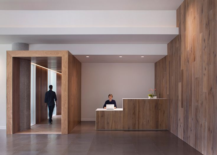 Venture Capital Firm, San Francisco, By Feldman Architecture