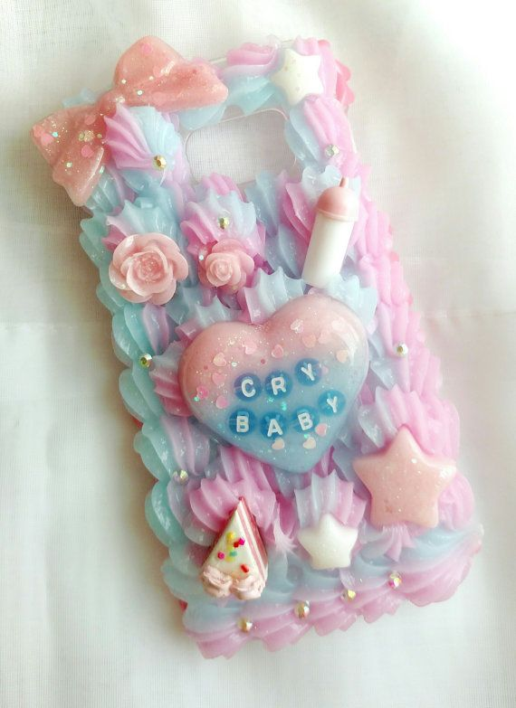 Cry Baby Decoden Galaxy S7 case