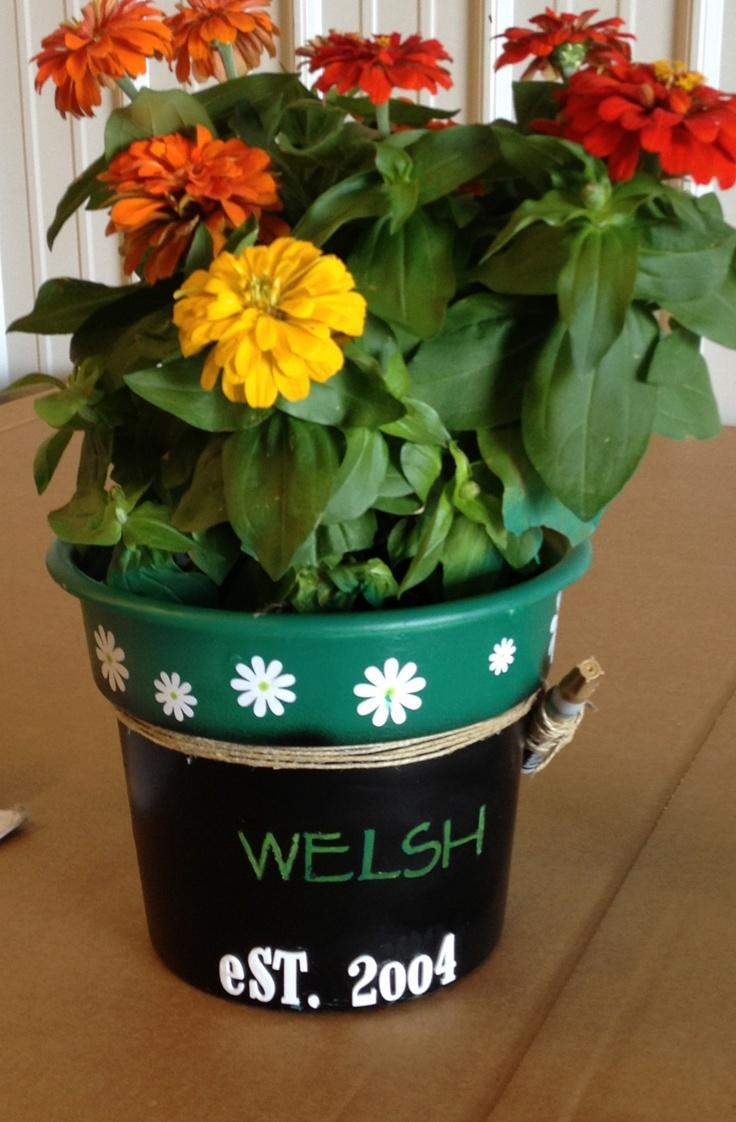 91 best painted pots images on pinterest | decorated flower pots
