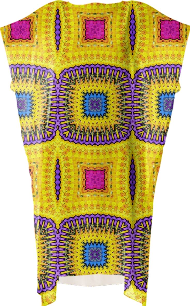 Dress in ethnic style from Print All Over Me