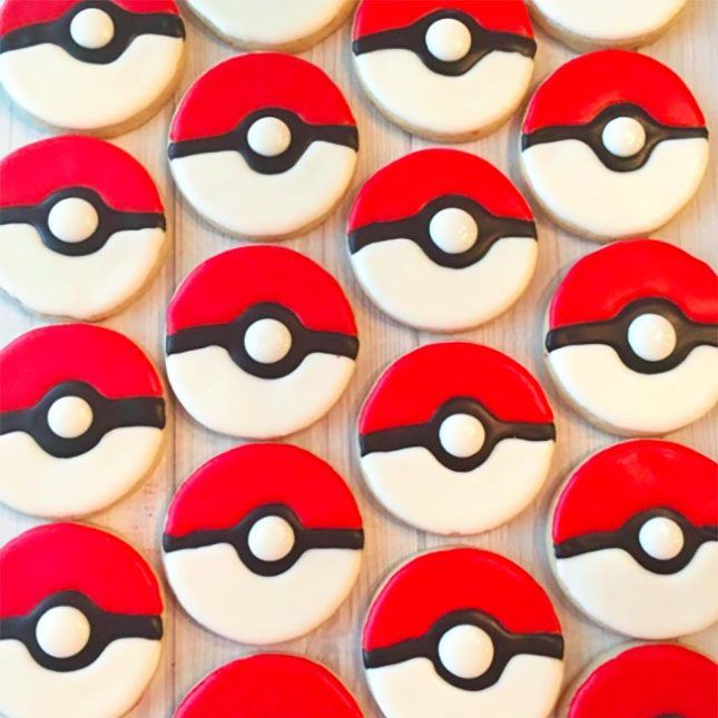 11 Pokémon Snacks That Will Help You Capture the Elusive Dragonite | Brit + Co