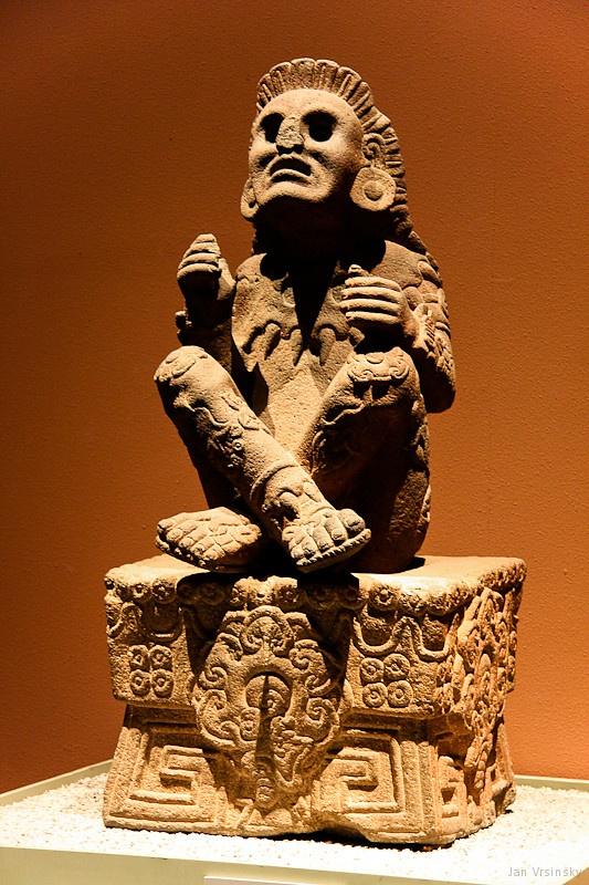 xochipilli | Ancient culturs art | Masker