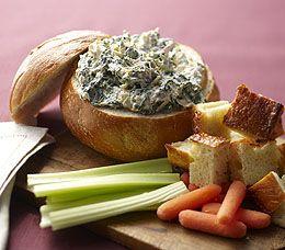 MyPanera Recipe: A Spinach Artichoke Dip in a Bread BowlBreads Bowls, Fun Recipe, Spinach Artichoke Dip, Breadbowl, Spinachartichok, Spinach Dip, Mypanera Recipe, Spinach Artichokes Dips, Panera Bread
