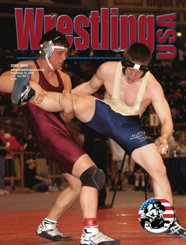 He loves wrestling. Coached high schoolers. I bet he'd like this.